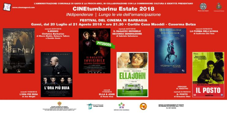 CINEtumbarinu Estate 2018 Gavoi