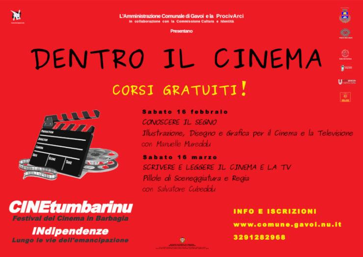 DENTRO Gavoi IL CINEMA-Gavoi